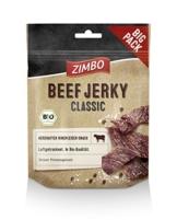 Zimbo BIO Beef Jerky Classic, 5er Pack (5 x 75 g) -